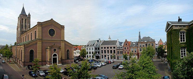 Grote kerk Chorinchem