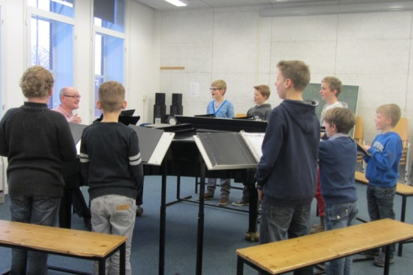Choir news 1