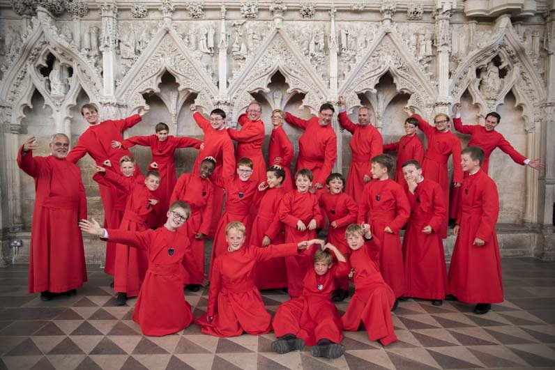 Ely Cathedral Choir