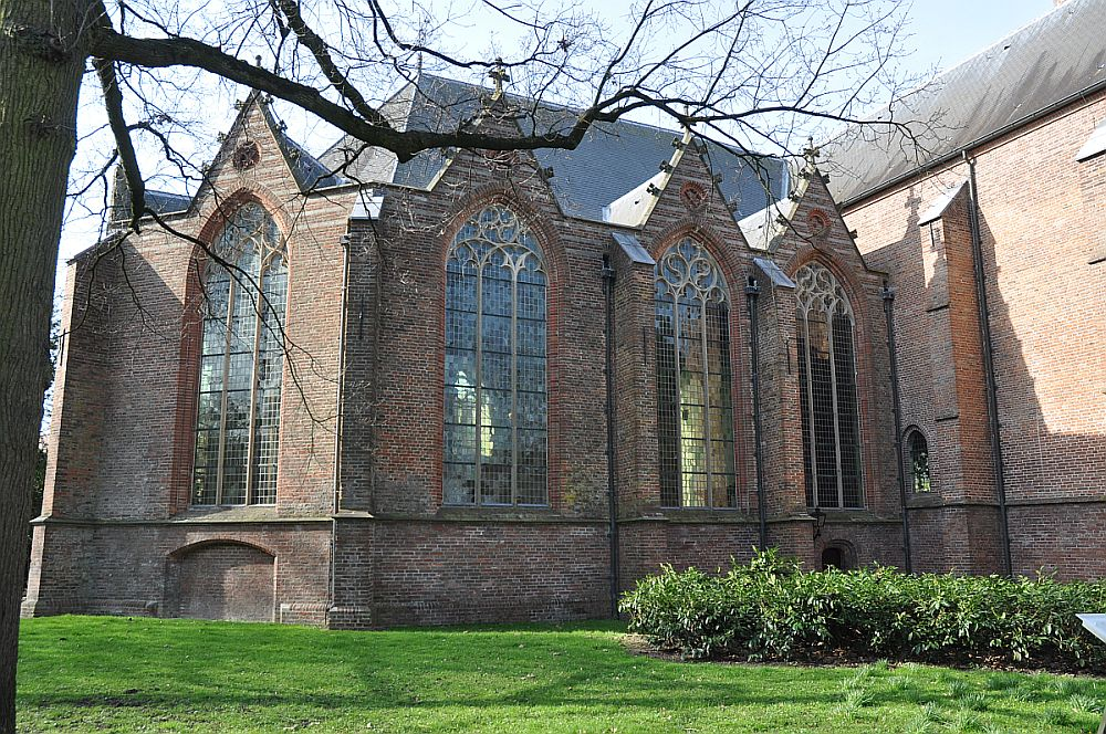 Oude- of St. Nicolaaskerk IJsselstein
