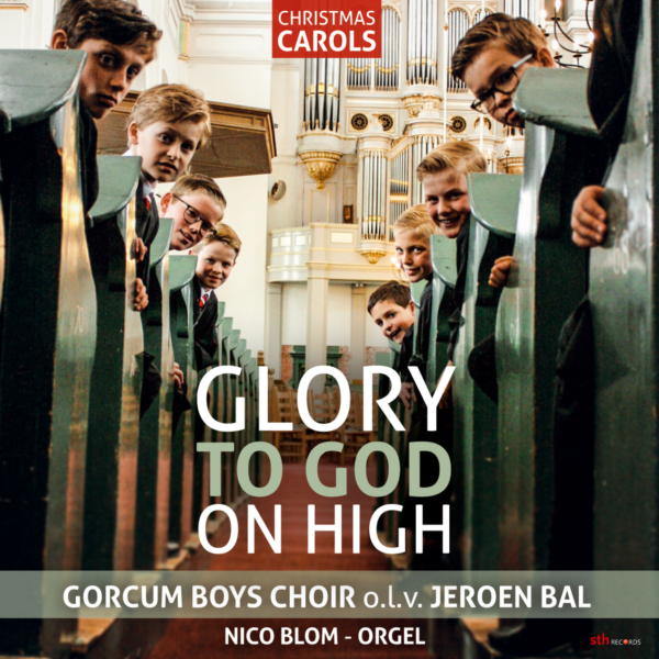 CD cover Glory to God on high